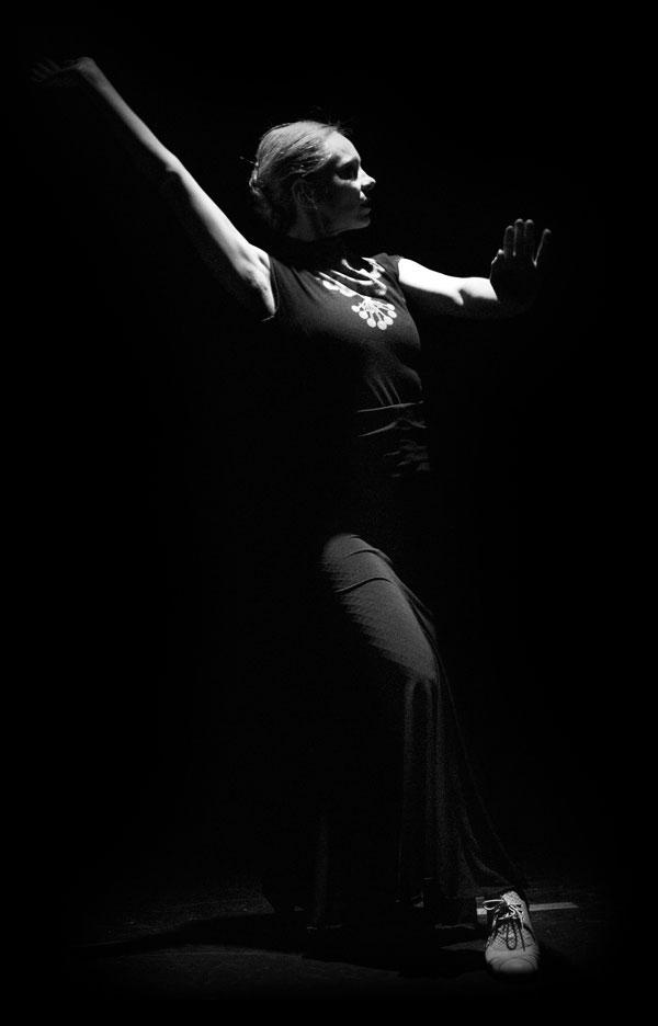 Guillermina de Deboya, maestra de la danza, Madrid